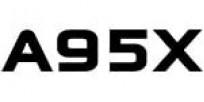 A95x logo
